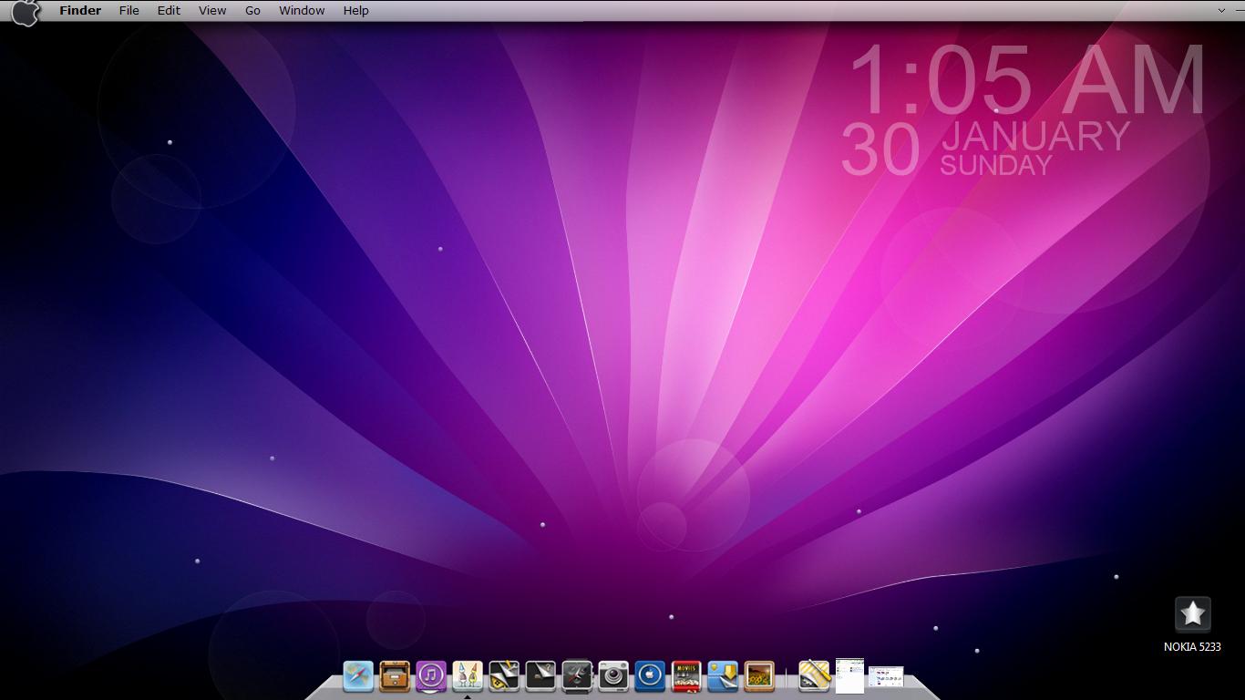 My Desktop by zabbul