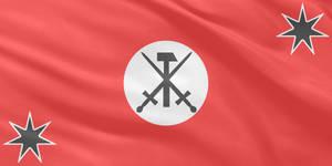 NazBol Austrailia Flag