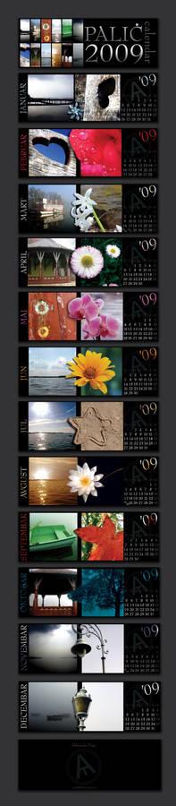 Palic Calendar 2009