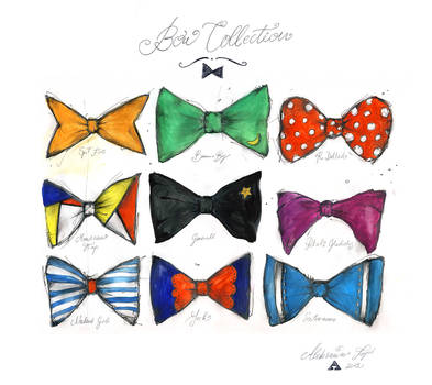 Men's Bow Collection