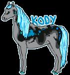 Kody Tag by ashleigheperry