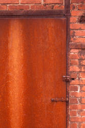 The Ironworks Door