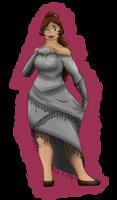 :Com: Kodya by NevermoreFox