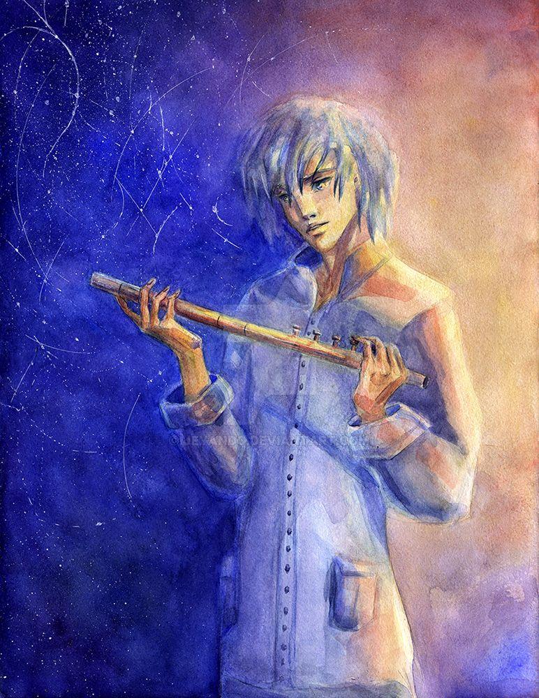 Magic flute by jeyando