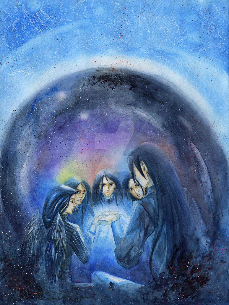 Meltiar and his stars by jeyando