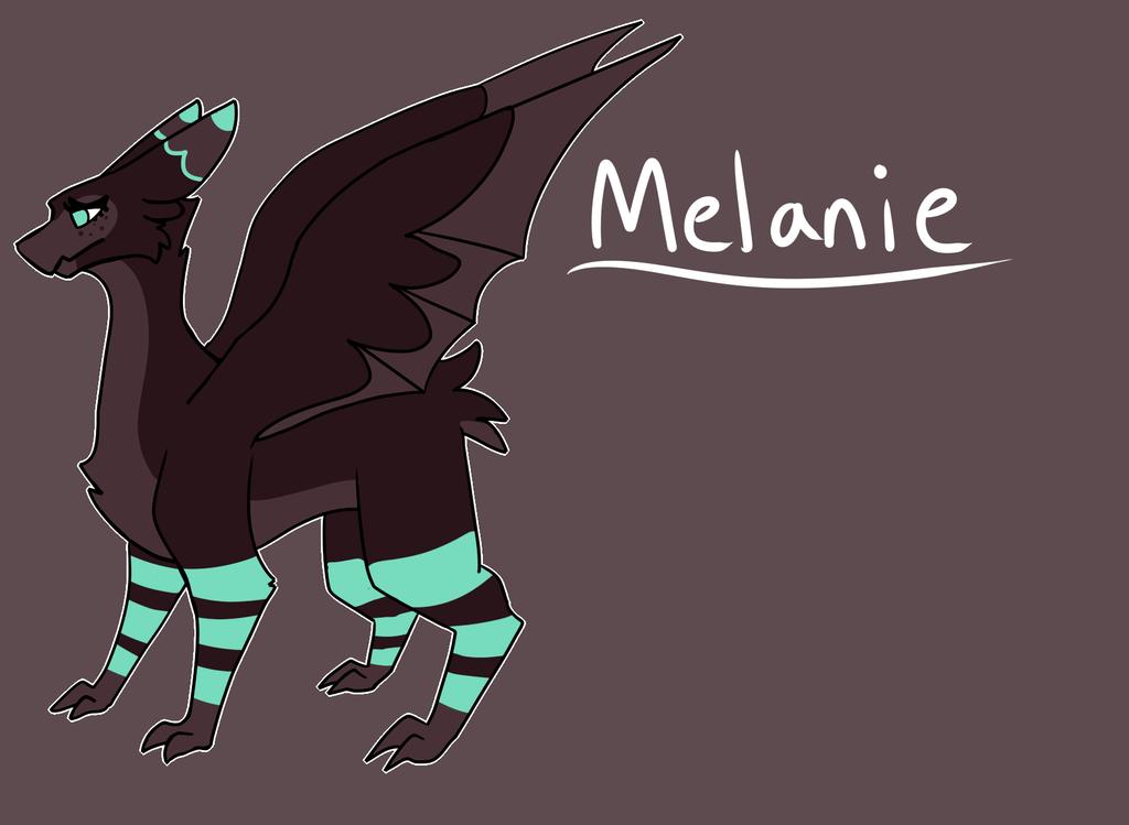 Melanie Ref by Kaklaid