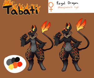Tabati Ref by Kaklaid