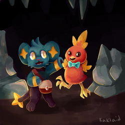 Pmd! by Kaklaid