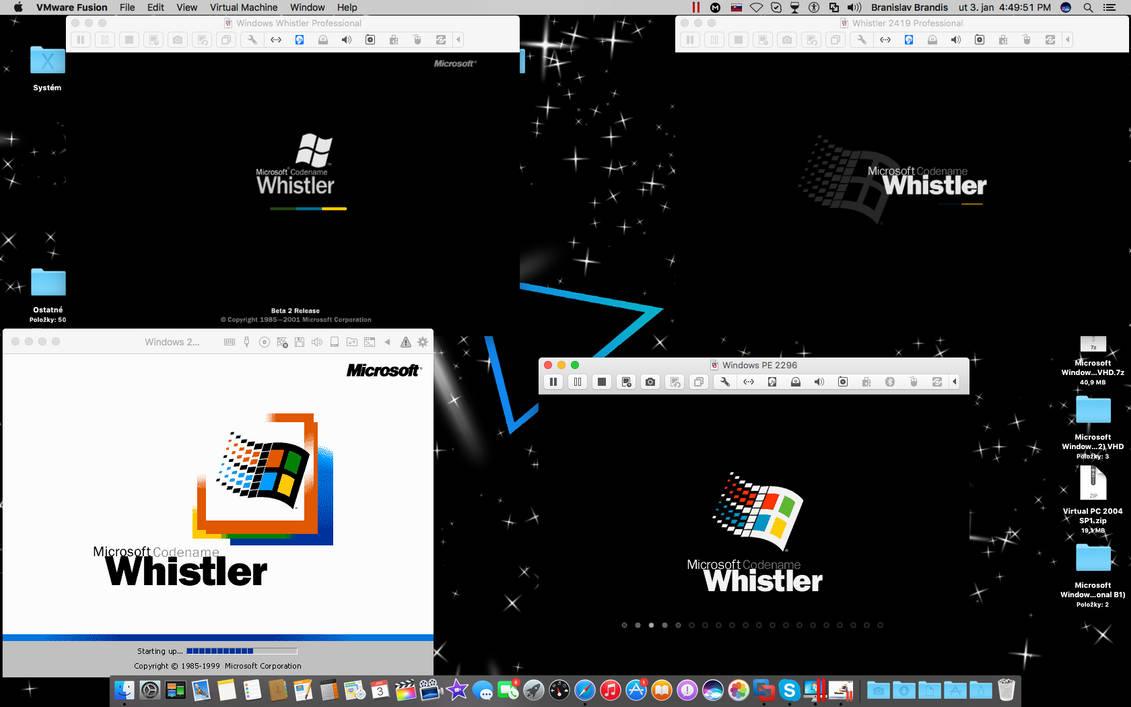 windows whistler beta 1 vhd