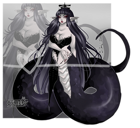 SP Adopt: Snake Queen [CLOSED] by CyDopts