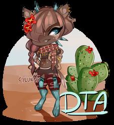 DTA Gleamstic: Wasteland Wanderer [CLOSED] by CyDopts