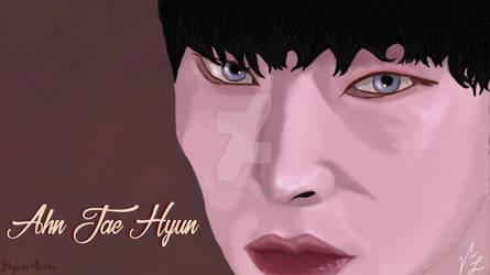 Ahn Jae Hyun - Blood Kdrama FANART
