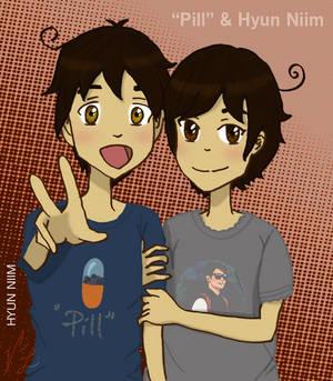 Pill y Hyun Niim