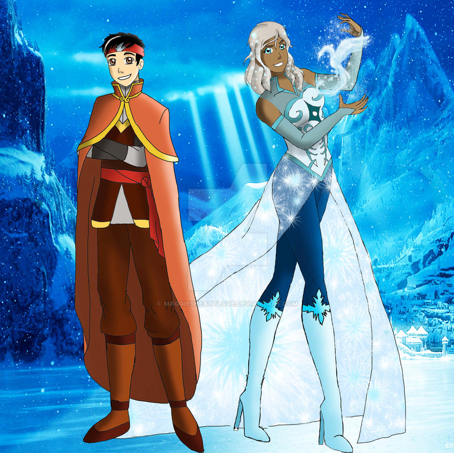 Avatarlegend of korra frozen by maggiesheartlove on deviantart avatarlegend of korra frozen by maggiesheartlove voltagebd Image collections