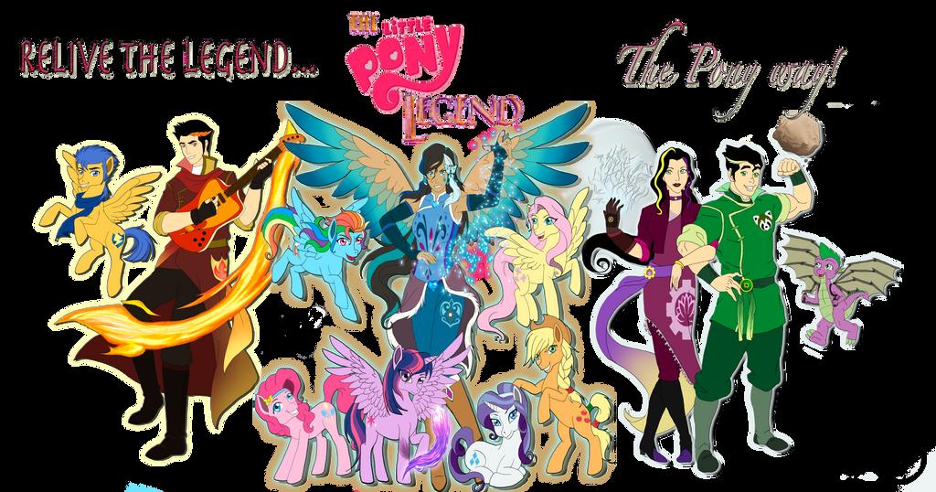 The Little Pony Legend Symbolism Fimfiction