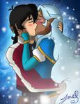 Keith and Allura Cosmic Romance