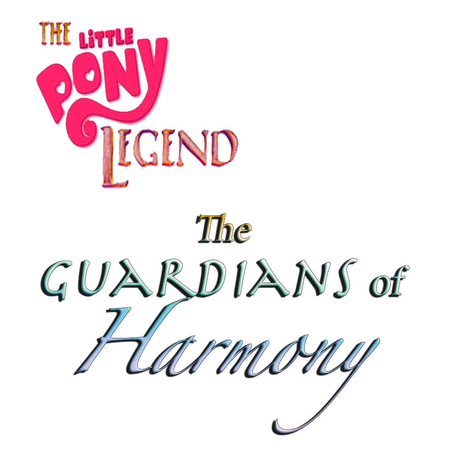 The little pony legend Guardians of Harmony by MaggiesHeartLove