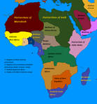 No Rome 1900AD Africa