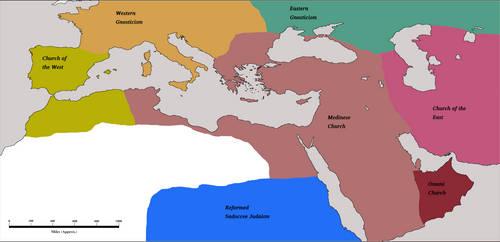 Athenian Hegemony 1800AD-religions by Artaxes2