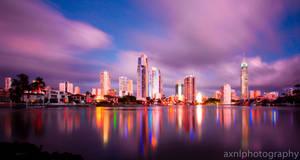 City of Light Colour
