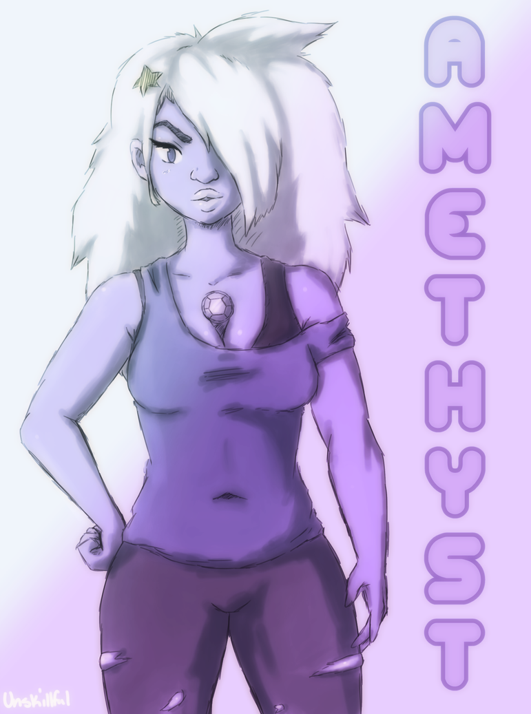 Amethyst by UnSkillful