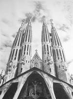Sagrada Familia by chandito