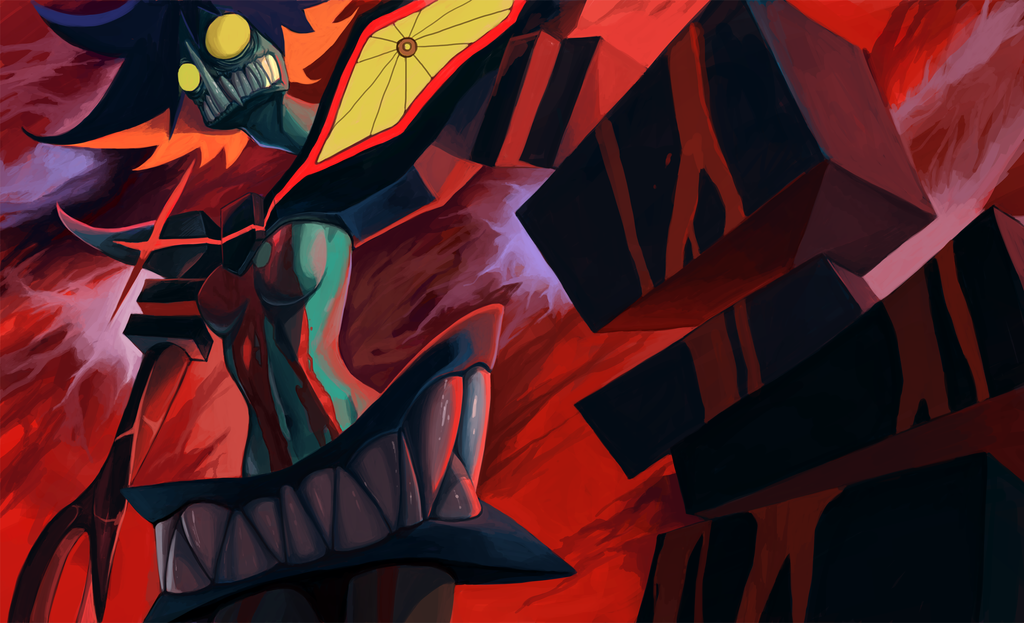 Berserk Ryuko by Tosha-chan