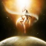 Sunrise of the Goddess