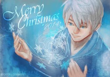 Merry Christmas 2014 by AliceRoku