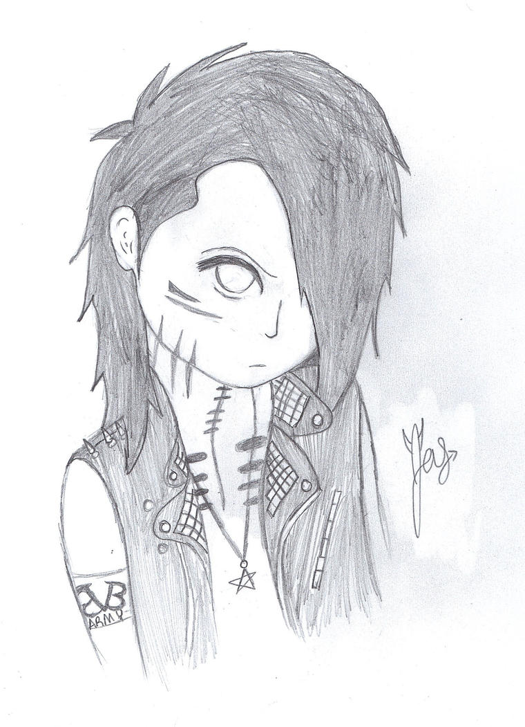 Ashley Purdy As An Anime Character by sunnychina12 on ...