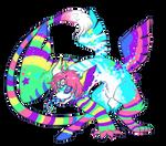 Commission - gryphonslade's Alien