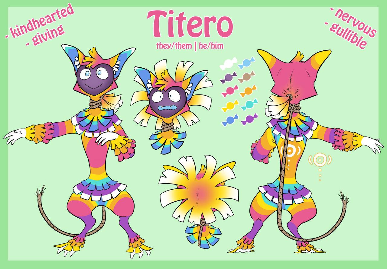 MYO Hoodbeast - Titero
