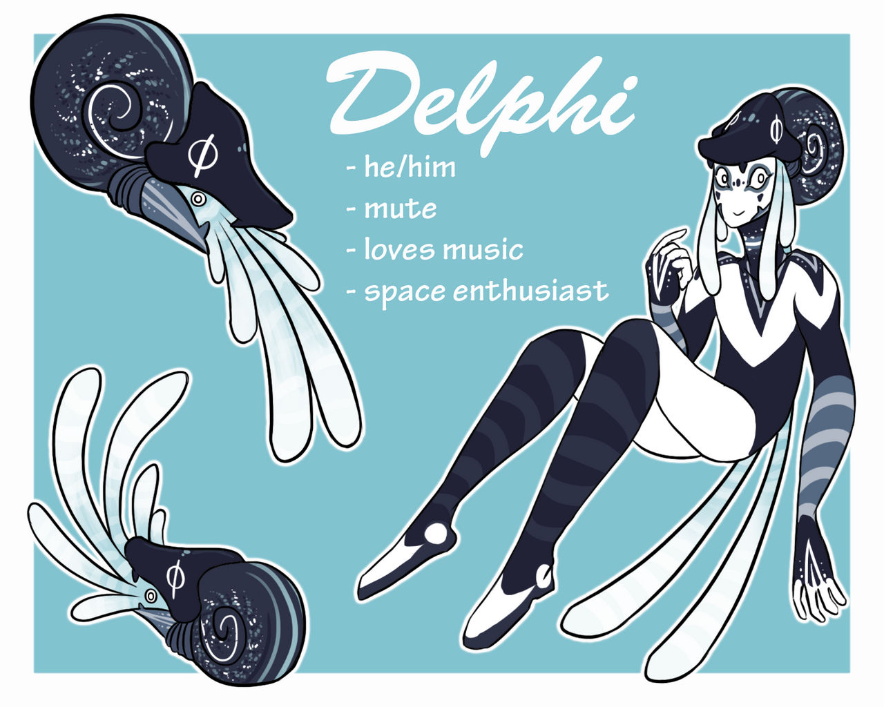 MYO Nautipod - Delphi