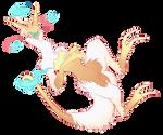Giftart - Cheshiretails' Votive