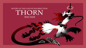 MYO Sentry [2] - Thorn