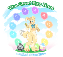 [CLOSED] Chimereons: The Great Egg Hunt Event by Spyromancy