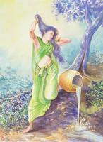 The Toilet of Vasundhara