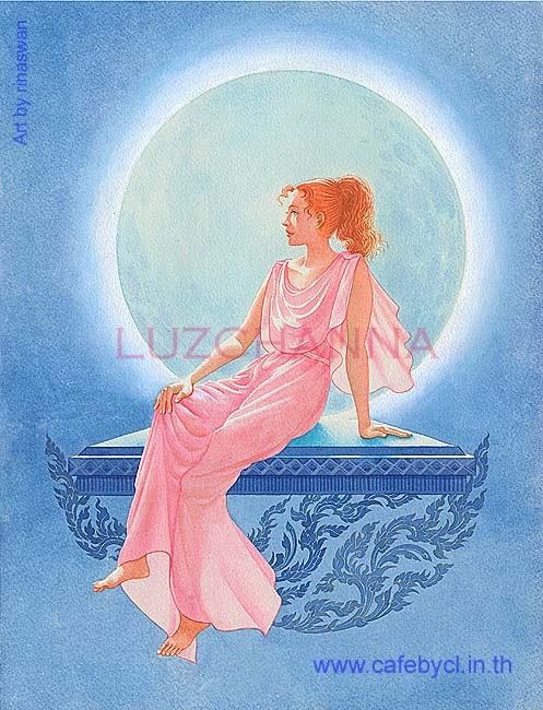 Mistress of Moonlight by rinaswan