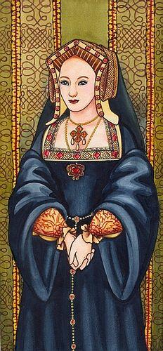 Tudor Lady No.7 by rinaswan