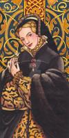 Tudor Lady No.9