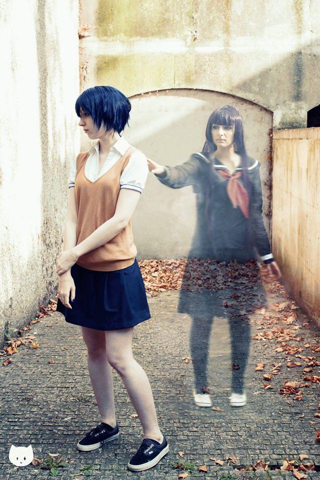 Tasogare Otome x Amnesia by MikadoCosplay