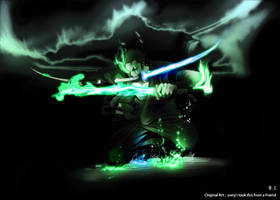ZoRo In 2Y Is The Best by B-L-HARBI