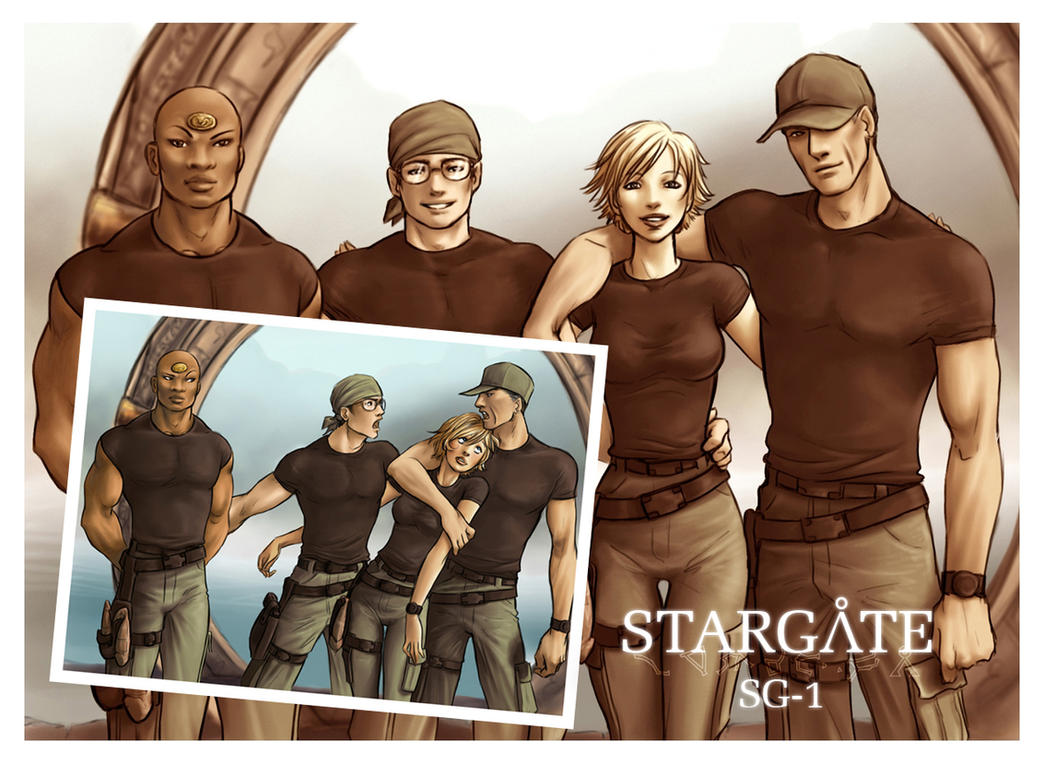 Stargate Fanfiction Virgin Daniel
