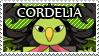 Cordelia Stamp by Solarri