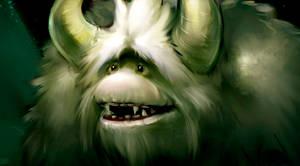 Monster WIP by fightingfailure