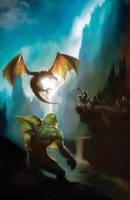 Beastiary of Magnamund by fightingfailure