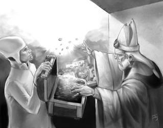 Priest by fightingfailure