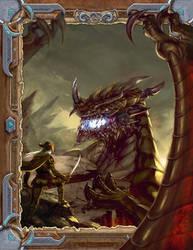 Van Graaf's Journal of Dragons by fightingfailure