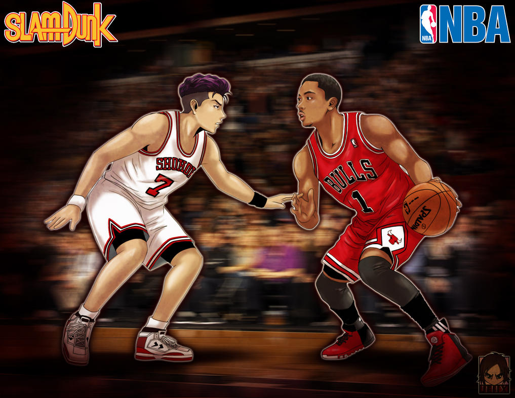 slamdunk vs nba by jehx