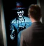 Jerome Valeska - Killing joker shooting panel